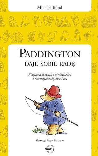 Okładka książki Paddington daje sobie radę