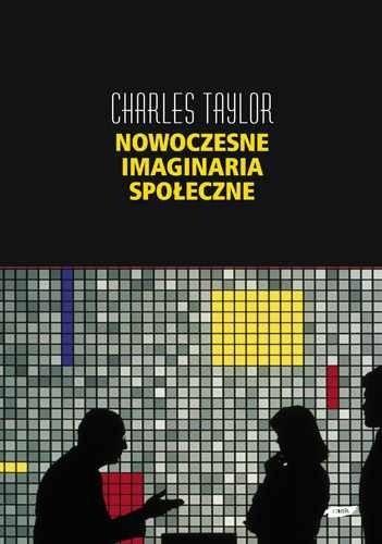 Okładka książki Nowoczesne imaginaria społeczne