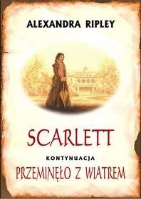 Okładka książki Scarlett. Przeminęło z wiatrem - kontynuacja