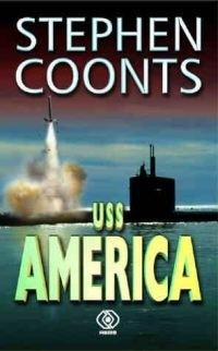 Okładka książki USS America