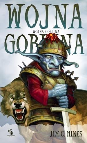 Okładka książki Wojna goblina