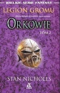 Okładka książki Legion gromu
