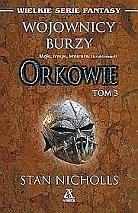 Okładka książki Wojownicy burzy
