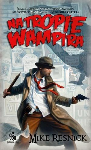 Okładka książki Na tropie wampira