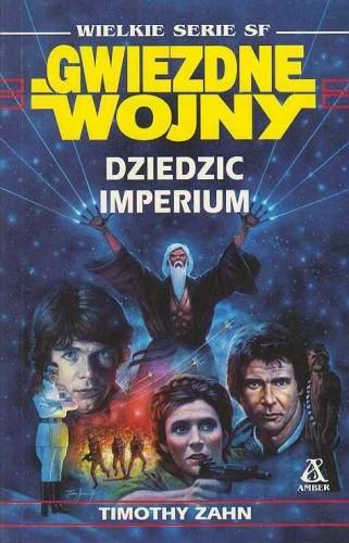 Okładka książki Dziedzic Imperium