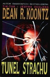 Okładka książki Tunel strachu
