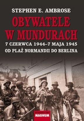 Okładka książki Obywatele w mundurach