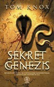 Okładka książki Sekret Genezis