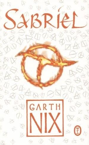 Okładka książki Sabriel