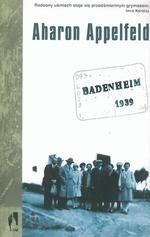 Okładka książki Badenheim 1939