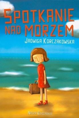 Okładka książki Spotkanie nad morzem