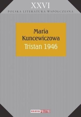Okładka książki Tristan 1946