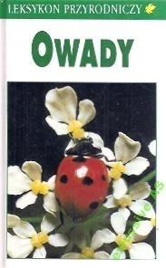 Okładka książki Owady