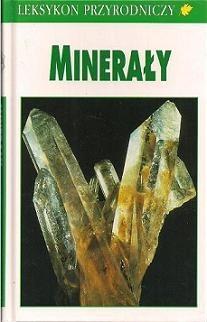 Okładka książki Leksykon przyrodniczy. Minerały