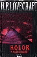 Okładka książki Kolor z przestworzy