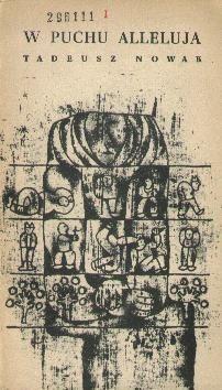 Okładka książki W puchu alleluja