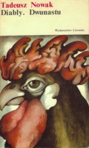 Okładka książki Diabły; dwunastu