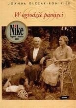 Okładka książki W ogrodzie pamięci