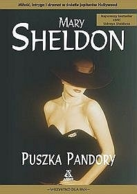 Okładka książki Puszka Pandory