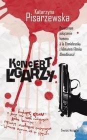 Okładka książki Koncert łgarzy