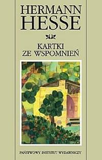 Okładka książki Kartki ze wspomnień