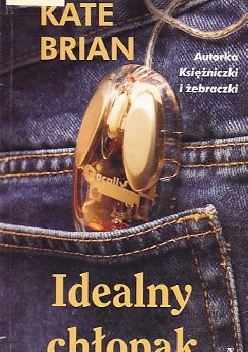 Okładka książki Idealny chłopak
