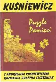 Okładka książki Puzzle pamięci
