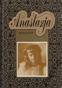 Okładka książki Anastazja