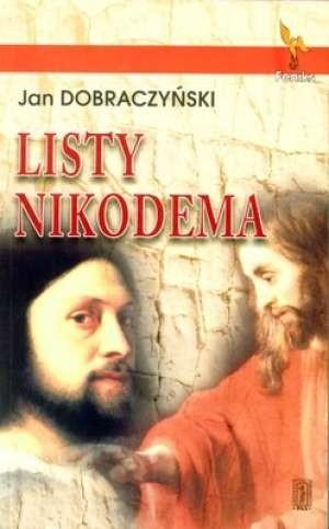 Okładka książki Listy Nikodema