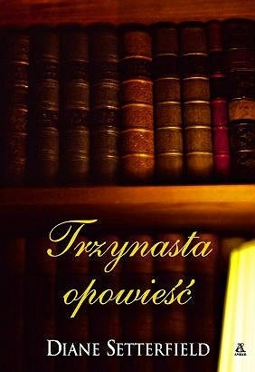 Okładka książki Trzynasta opowieść