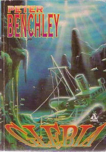 Okładka książki Głębia