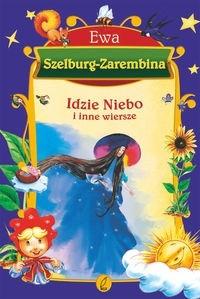 Okładka książki Idzie niebo i inne wiersze