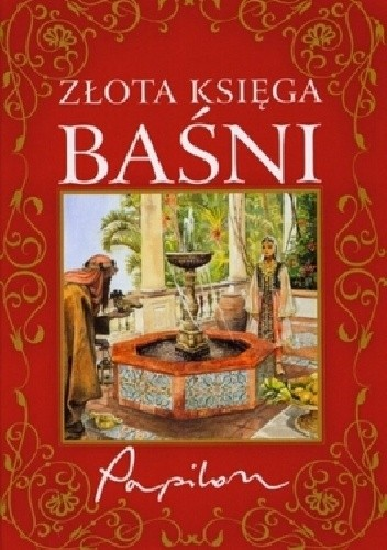 Okładka książki Złota księga baśni