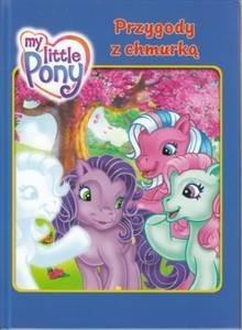 Okładka książki Przygody z chmurką. My little pony.