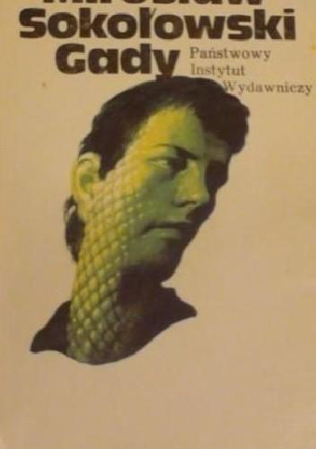 Okładka książki Gady