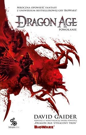 Okładka książki Dragon Age. Powołanie