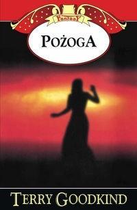 Okładka książki Pożoga