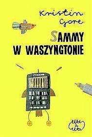 Okładka książki Sammy w Waszyngtonie