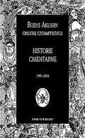 Okładka książki Historie cmentarne
