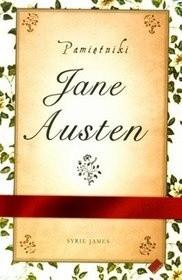 Okładka książki Pamiętniki Jane Austen