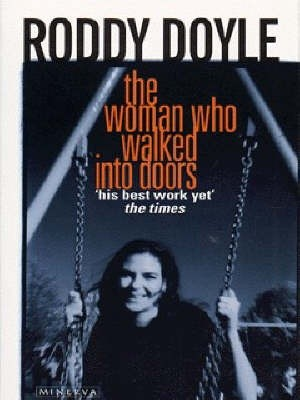 Okładka książki The woman who walked into doors