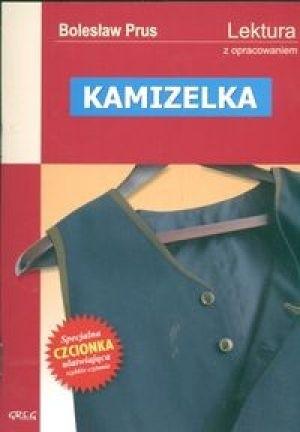 Okładka książki Kamizelka