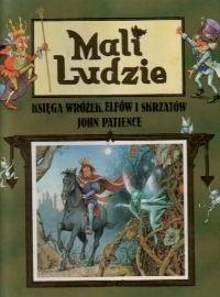 Okładka książki Mali Ludzie, Księga Wróżek, Elfów i Skrzatów