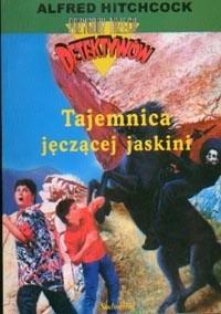 Okładka książki Tajemnica jęczącej jaskini