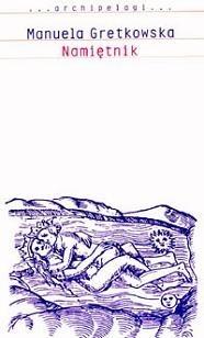 Okładka książki Namiętnik