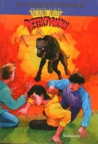 Okładka książki Tajemnica niewidzialnego psa