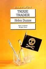 Okładka książki Trixie Trader