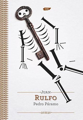 Okładka książki Pedro Páramo