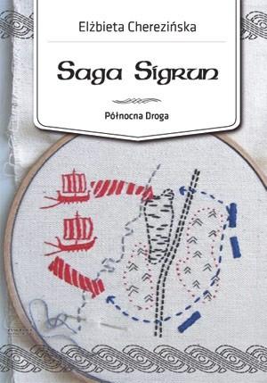 Okładka książki Saga Sigrun