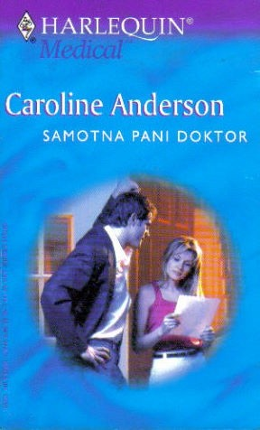 Okładka książki Samotna pani doktor